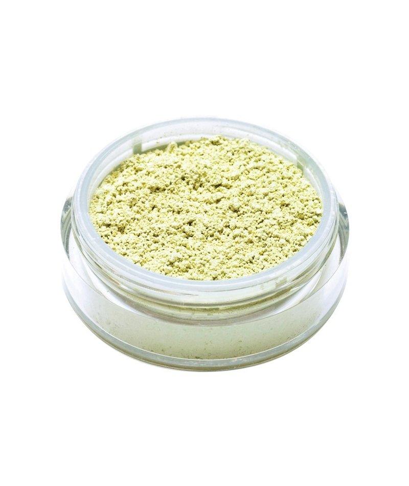 Green mineral corrector