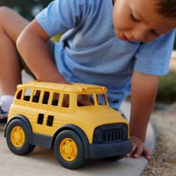 Green Toys Scuolabus