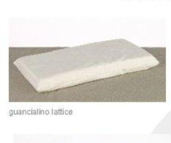 Guanciale Baby in lattice antisoffoco