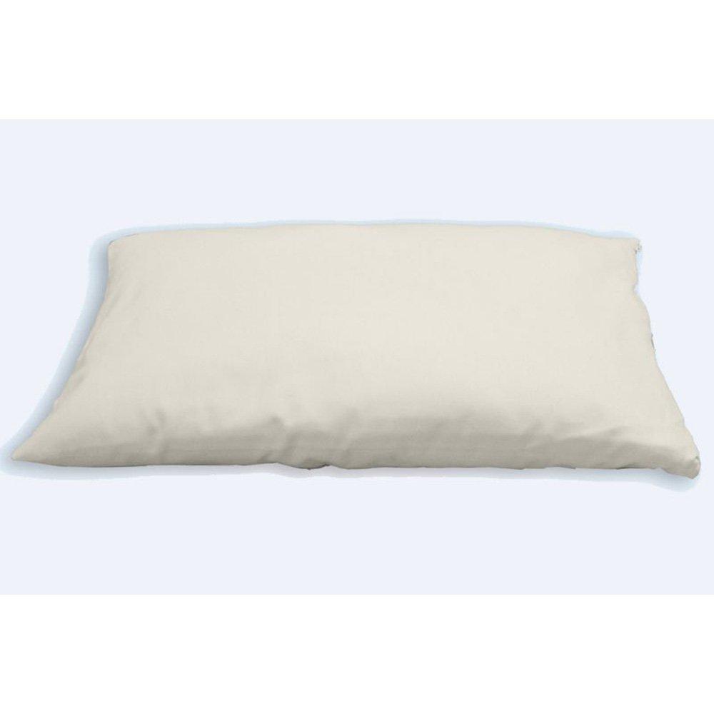 Guanciale lettino in cotone naturale 40x60cm
