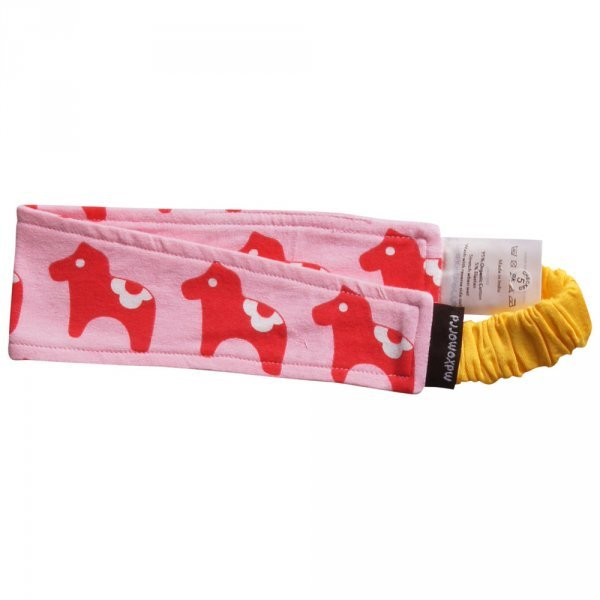 Hair band Dalahorse in organic cotton