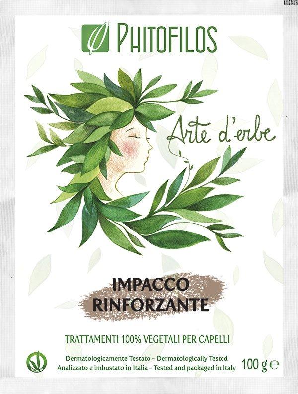Impacco Rinforzante Phitofilos Arte d'Erbe