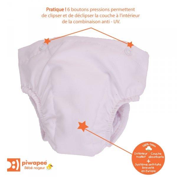 Costume da Bagno contenitivo Swim + ® INSERTO