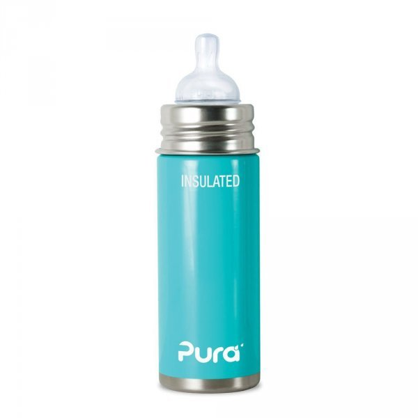 Pura Kiki Insulated Bottle stainless steel 250ml