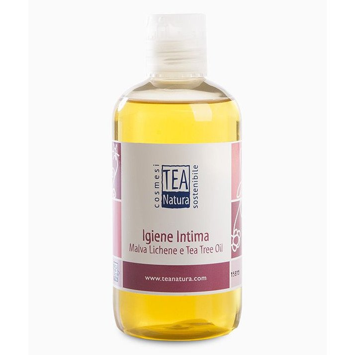 Intimate Antibacterial Cleansing Gel Tea Natura