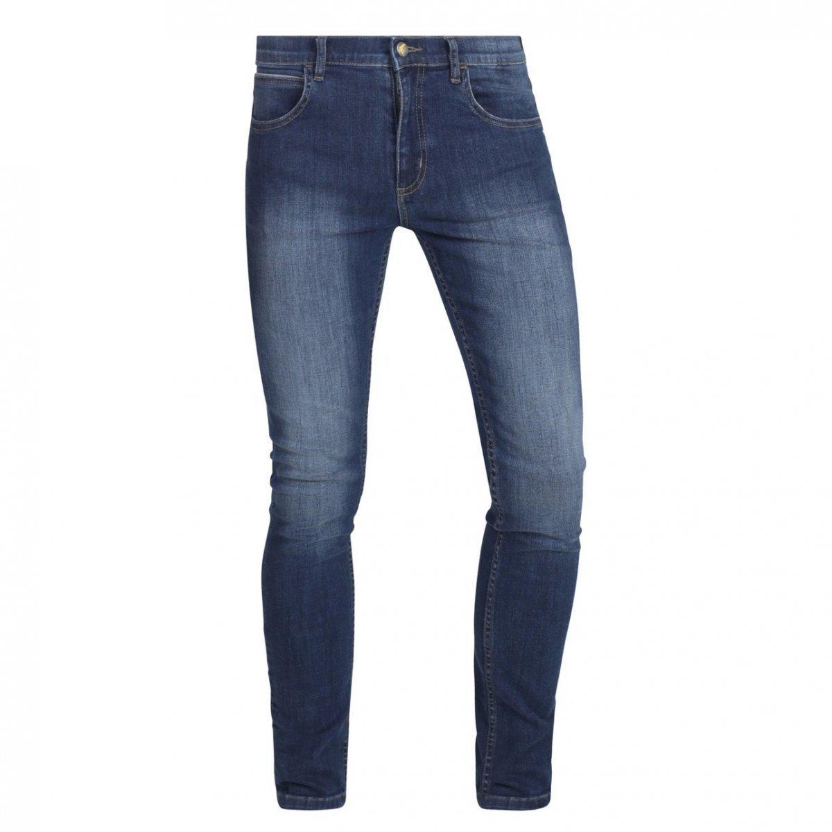 Jeans Classic Skinny Dark cotone biologico