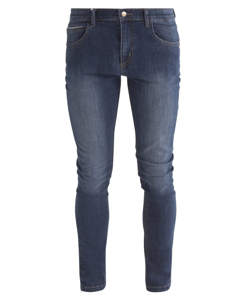 Jeans Dean Slim Fit Dark cotone biologico