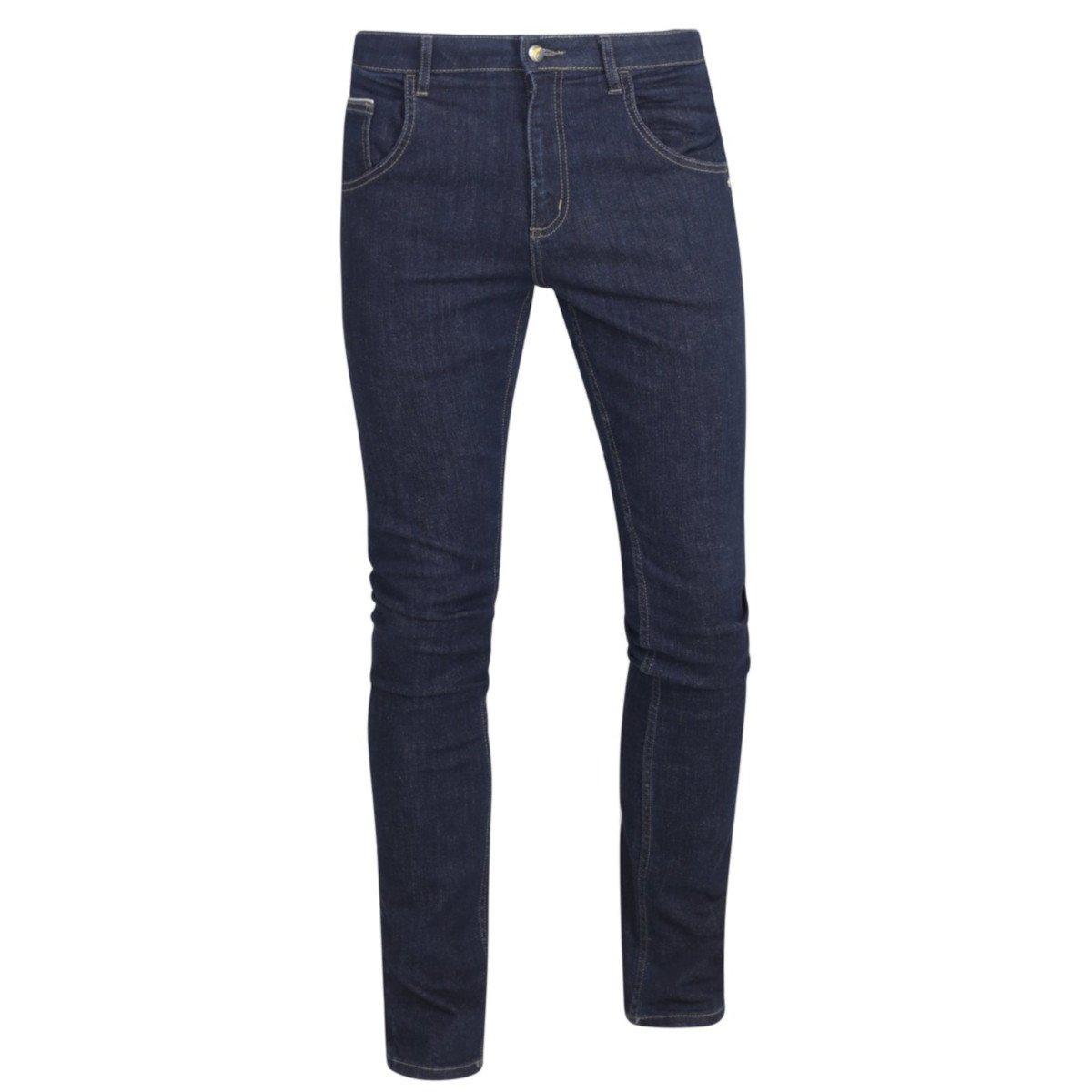 Jeans Dean Slim Fit Rinse cotone biologico
