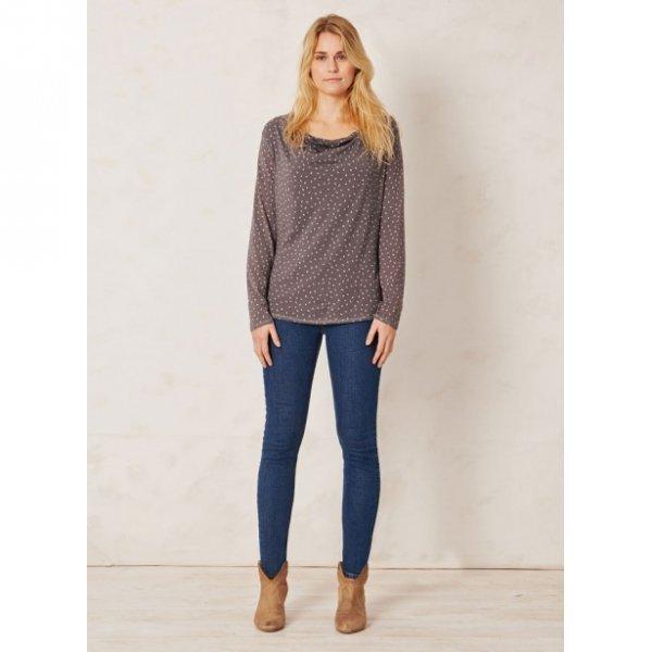 Jeans Donna Queenie in cotone biologico