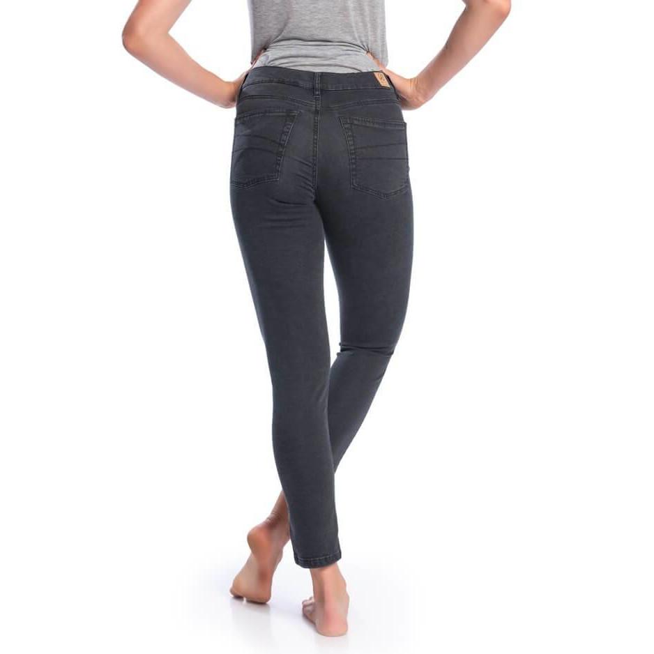 Jeans Donna Light Max Flex Grey in Cotone Biologico