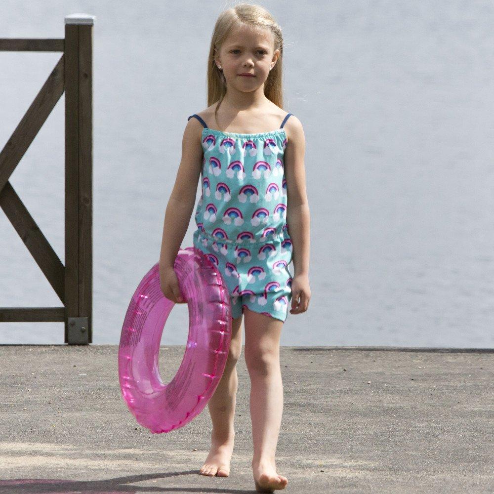 brand new 56a06 210a9 Abbigliamento bambina in cotone biologico - Maxomorra