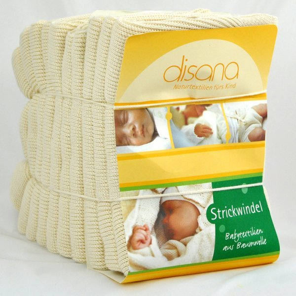 Kit 10 Knitted nappies