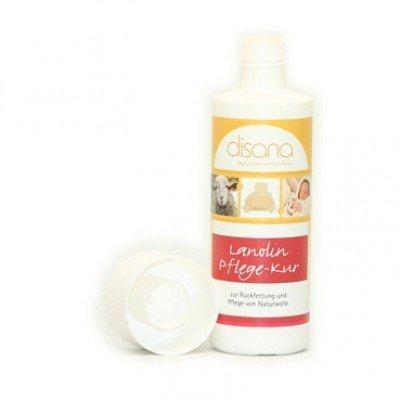 Lanolin care treatment