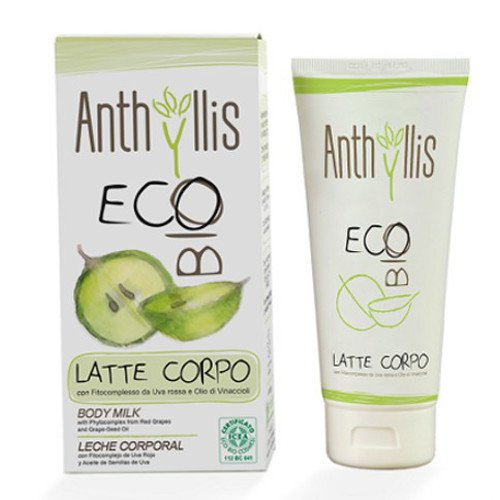 Anthyllis - Latte corpo all'Uva rossa e Olio di Vinaccioli