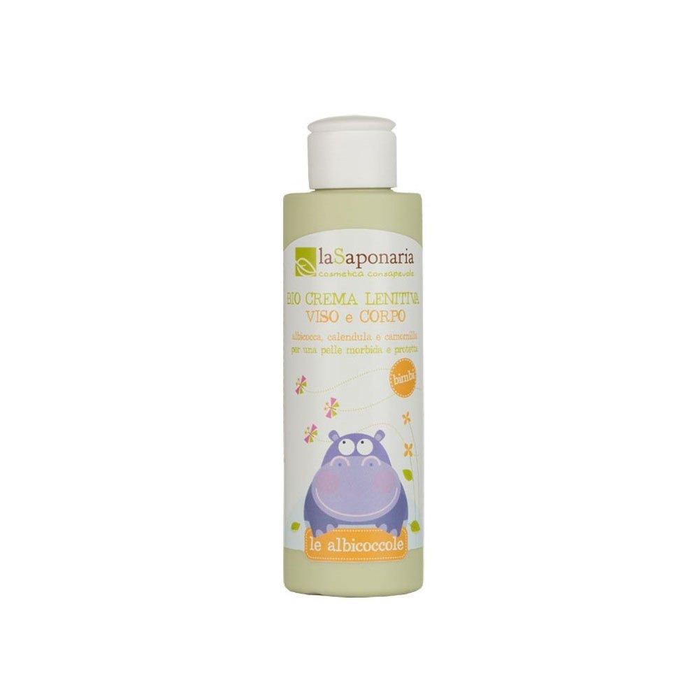 Le Albicoccole - Crema Bio lenitiva per viso e corpo