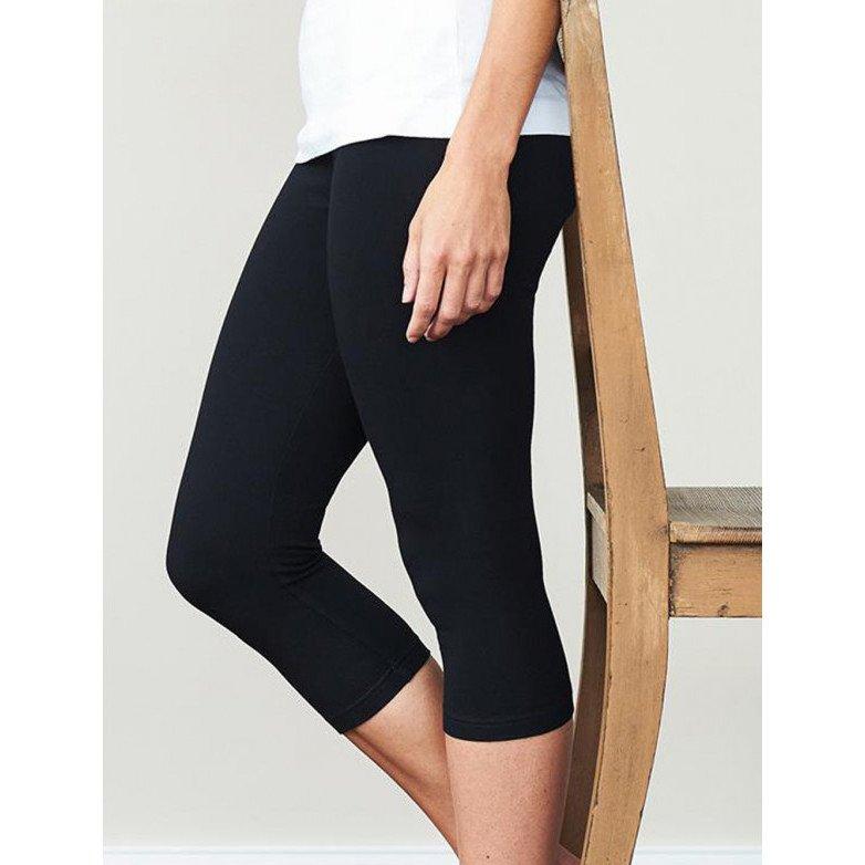 Legging donna corto 3/4 Ellen in cotone biologico