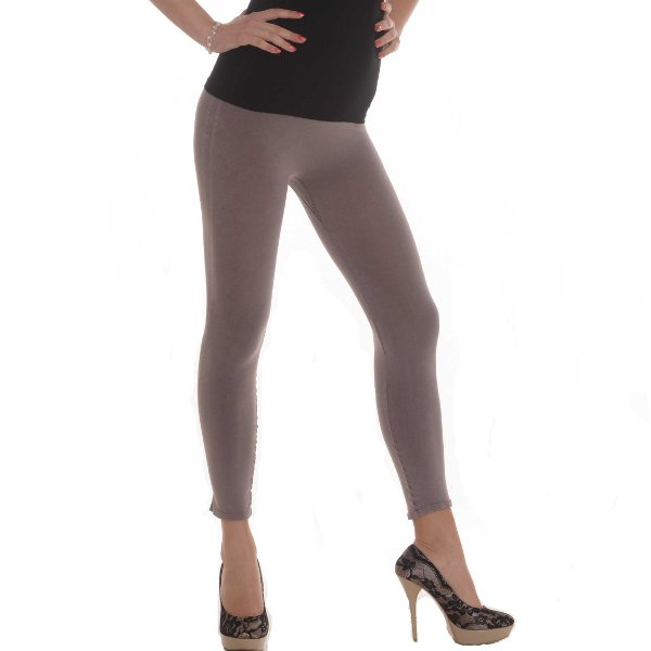 Legging in bamboo and starch