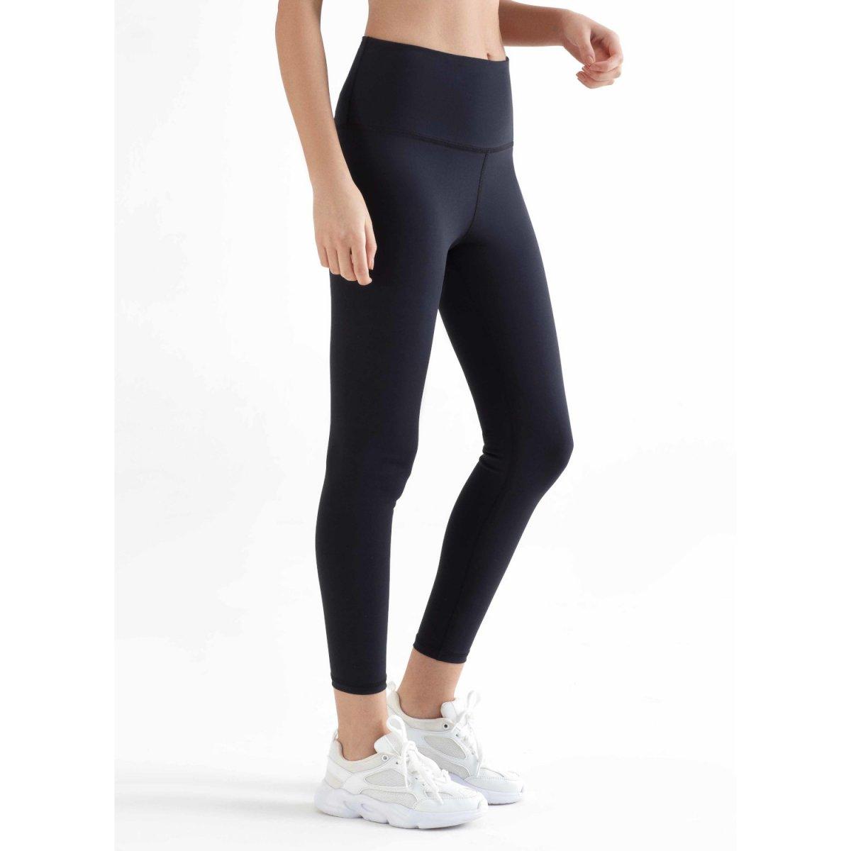 Leggings Fit Sport 7/8 in cotone biologico
