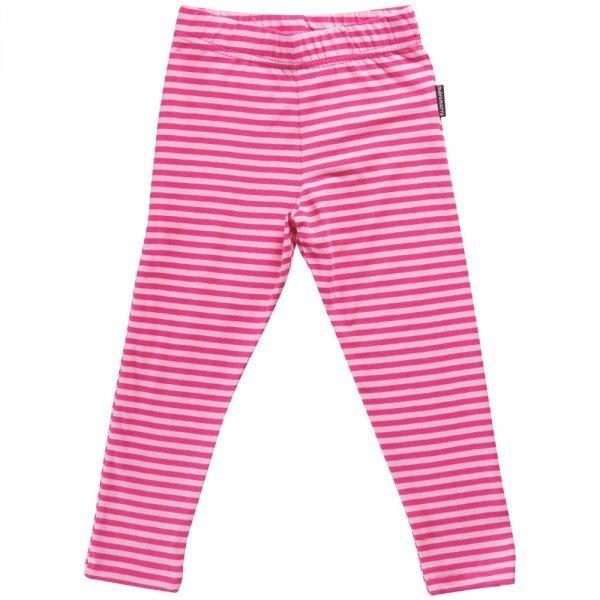 Leggings Striped in organic cotton