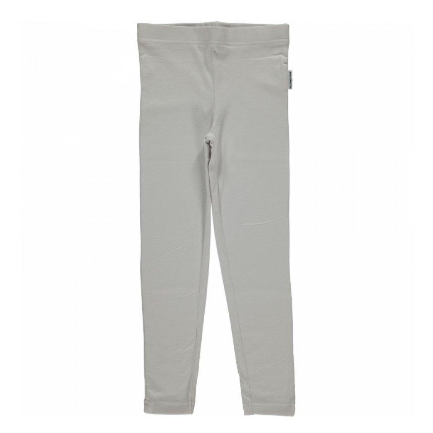 Leggings Light Grey in organic cotton