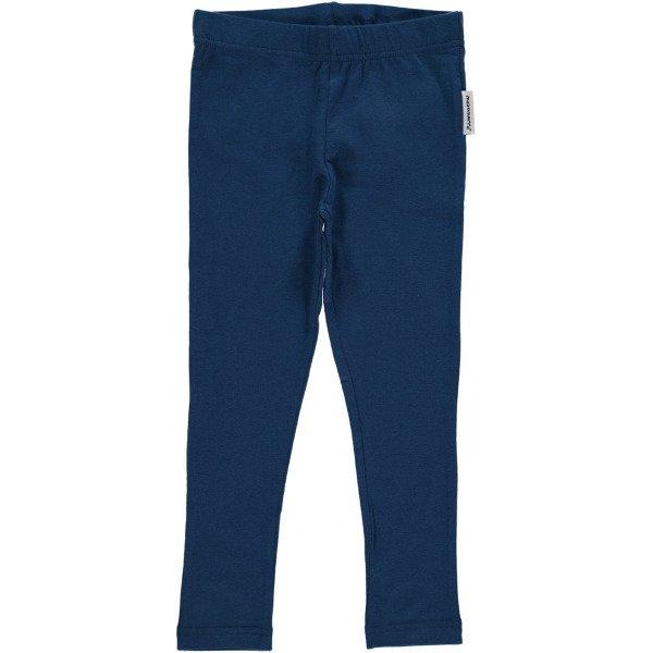 Leggings Navy in organic cotton
