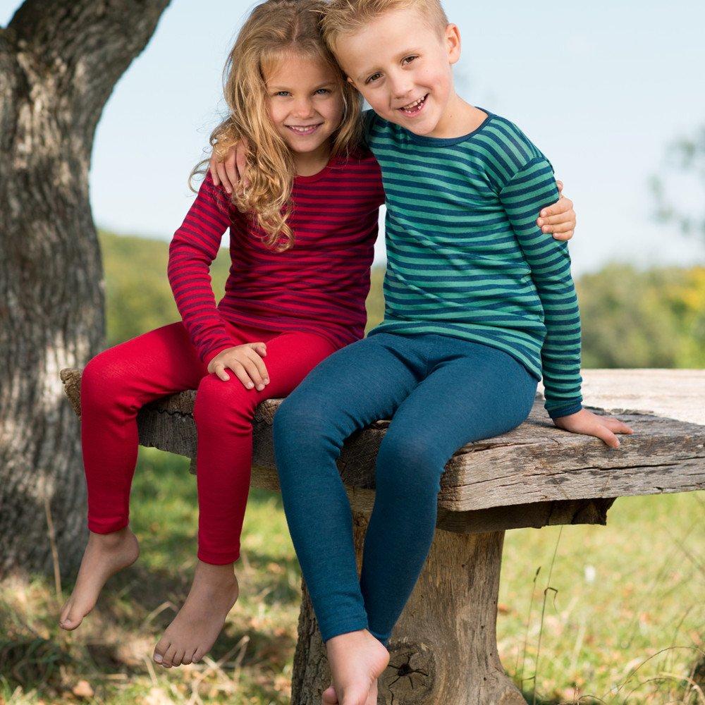 Legging bambini lana biologica - Engel Natur b805b604ed5a