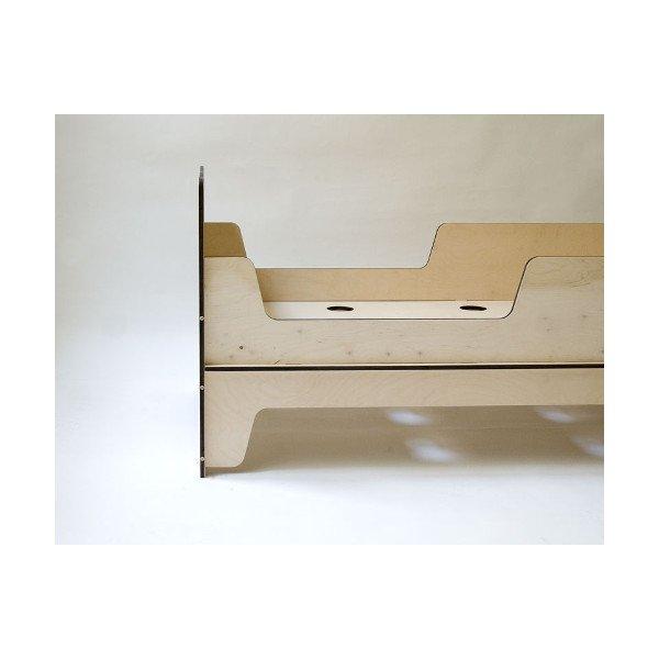 Casa immobiliare accessori letto singolo in legno - Letto singolo bambino ...
