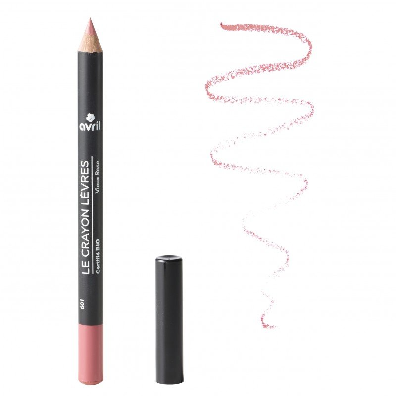 Lip pencil Pink Vieux rose organic