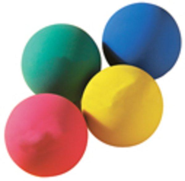 Little balls natural rubber