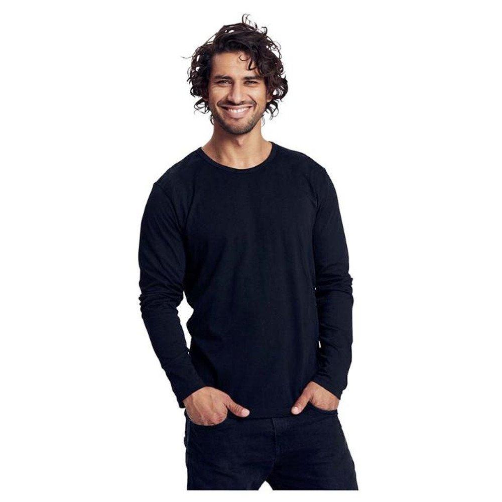 Long sleeve man shirt in organic cotton