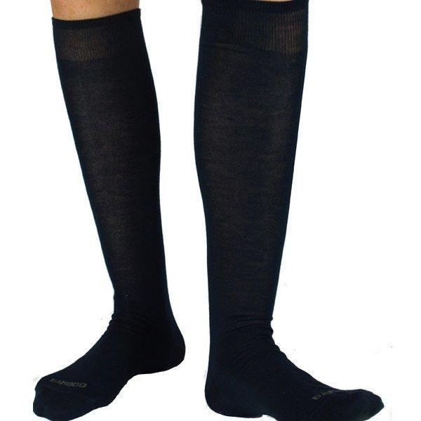 Long Sock 100% Bamboo Navy