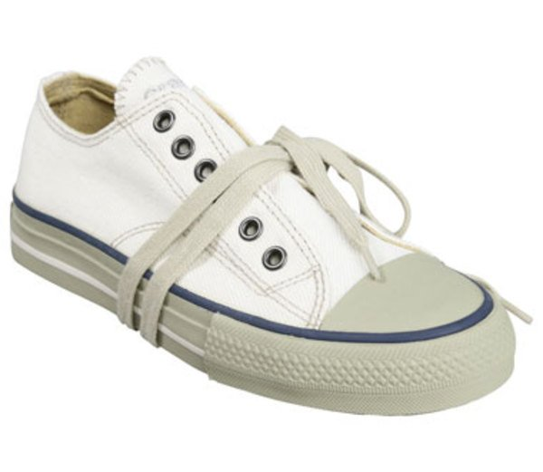 Low-tops sneakers in hemp