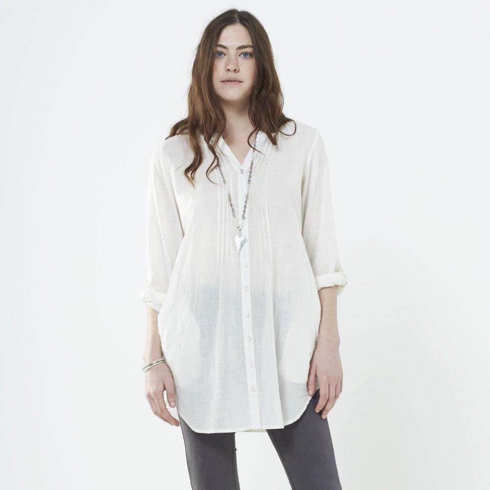 Camicia Lunga in cotone