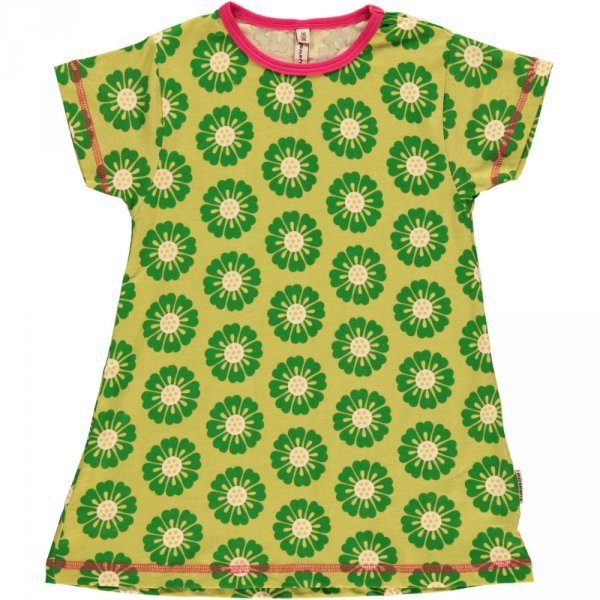 Maxi maglia Calendula in cotone biologico
