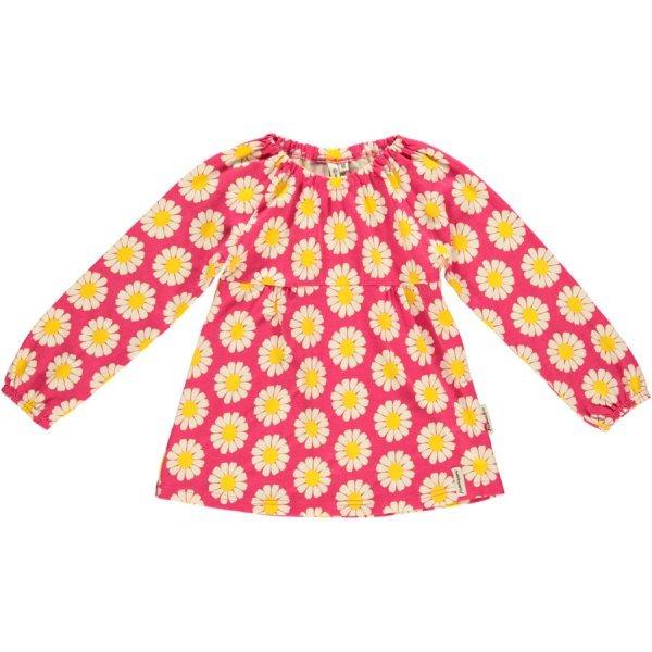 Maxi maglia Margherite in cotone biologico