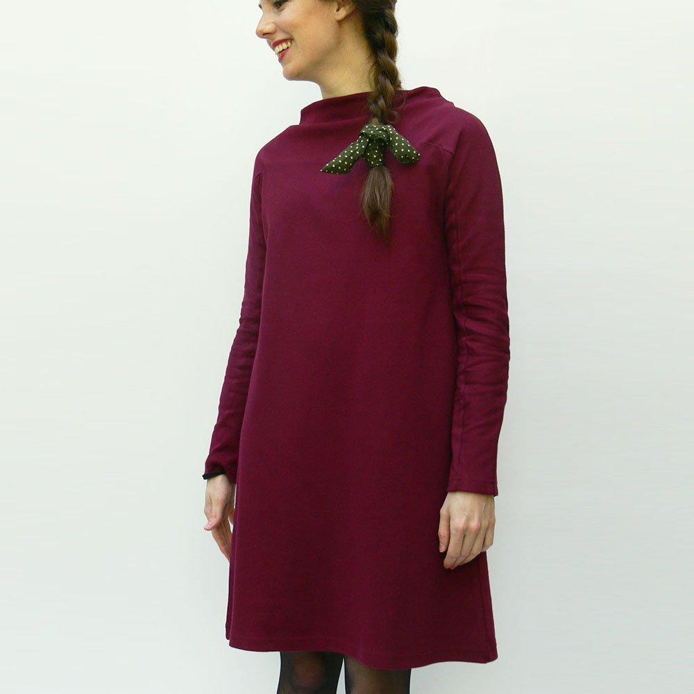 30675c89902b Maxi maglia donna in cotone biologico equosolidale - AltraQualità