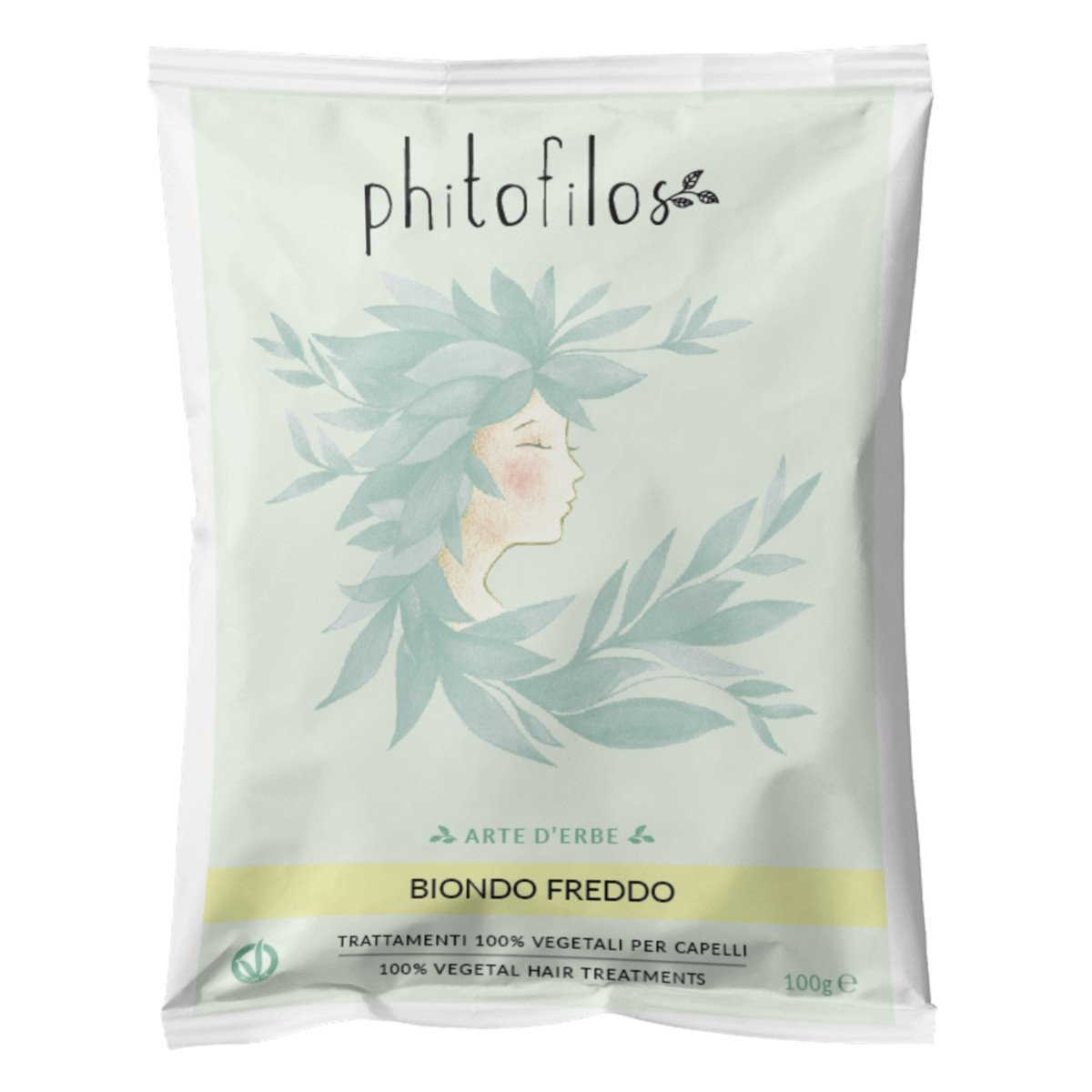 Miscela Biondo Freddo Phitofilos tintura riflessante naturale