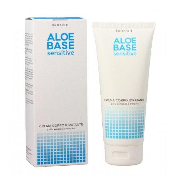 AloeBase Sensitive Moisturizing body cream for sensitive skin