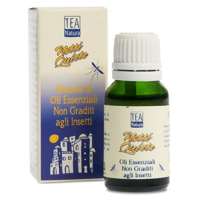 Mosquito repellent - Blend of natural essential oils