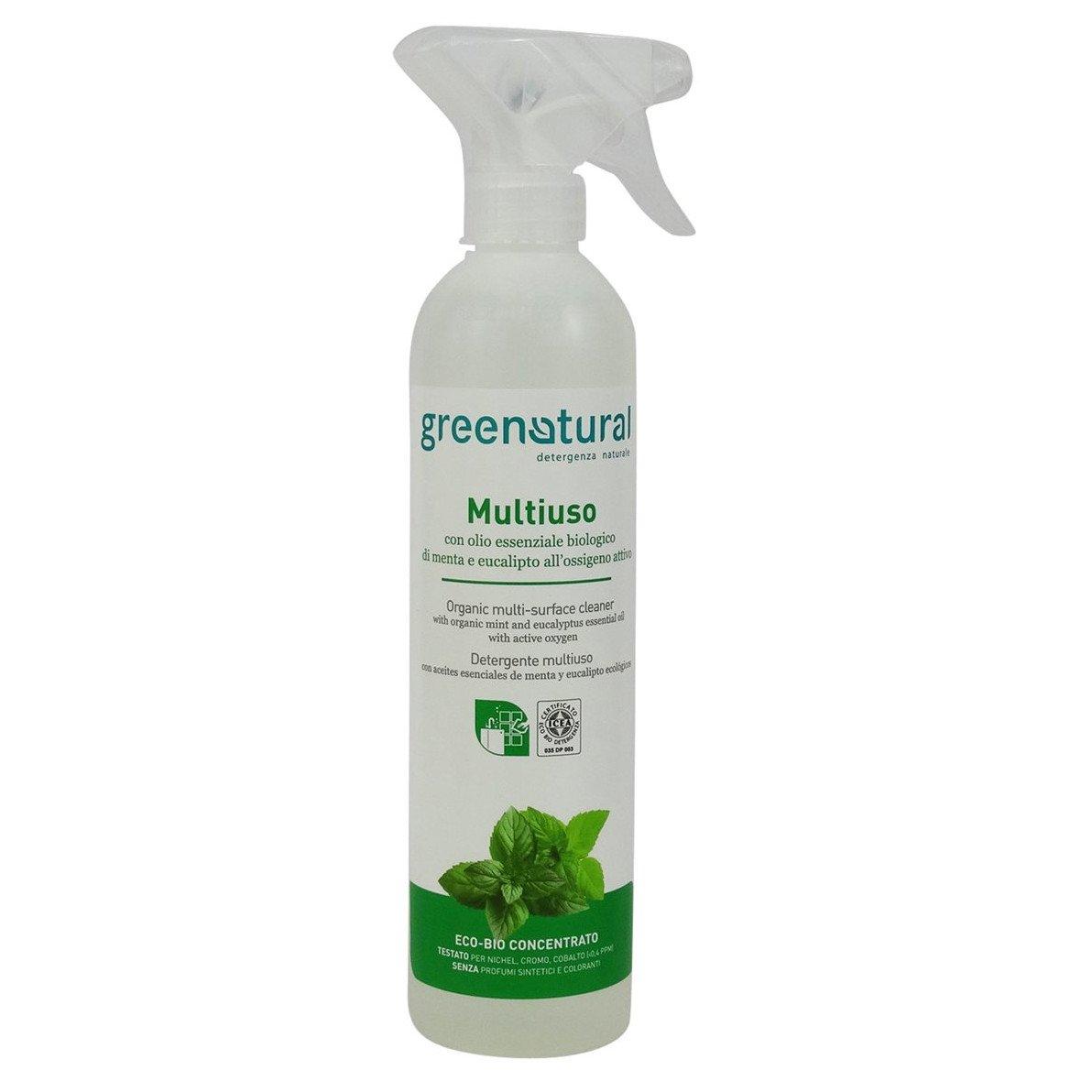 Multiuso Menta e Eucalipto ECOBIO Greenatural