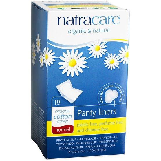 Proteggislip Natracare Normal in bustina 18 pz