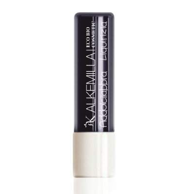 Lip butter Addolcilabbra Licorice Alkemilla