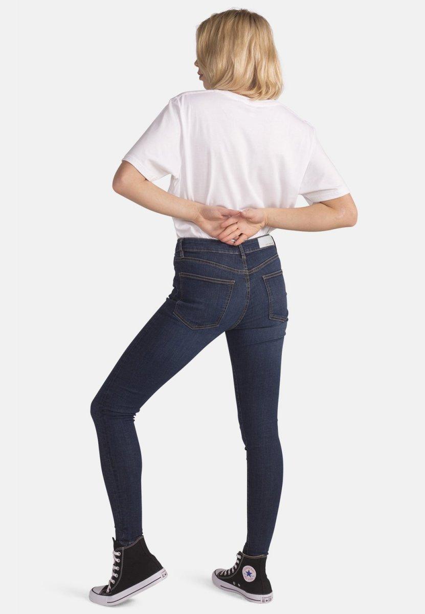 c6dc9a55b4 Dark Blue Eco Wash Cody Super Skinny Organic Jeans - MonkeeGenes organic