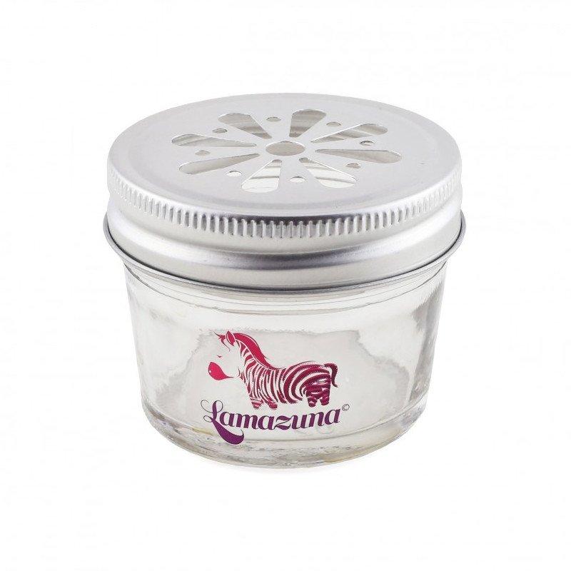 Lamazuna cosmetics storage jar