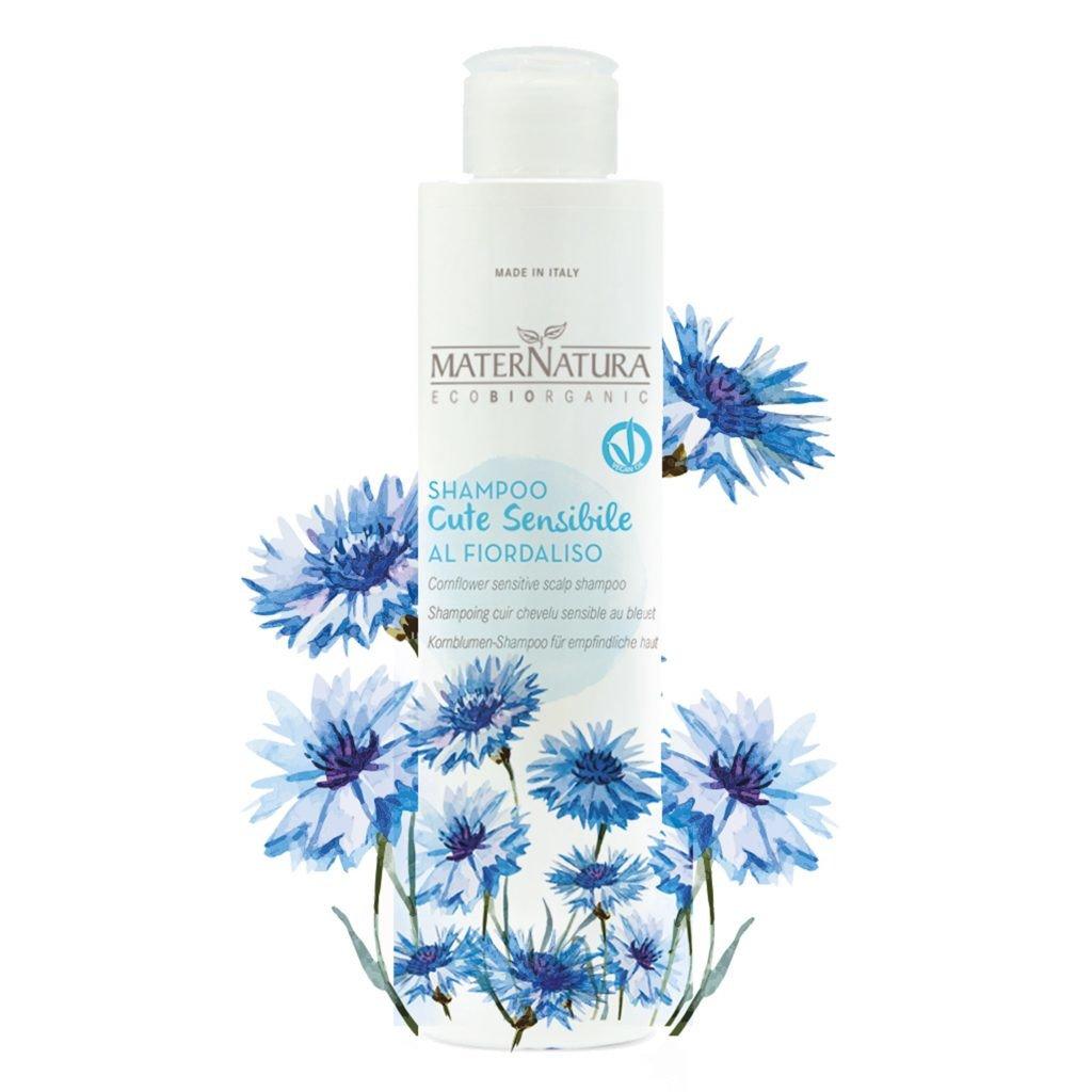 Cornflower Sensitive Scalp Shampoo