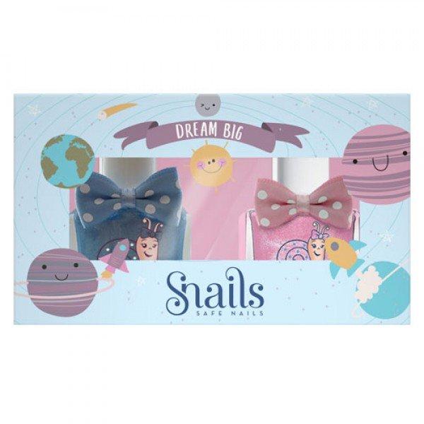 Snails gift pack DREAM BIG