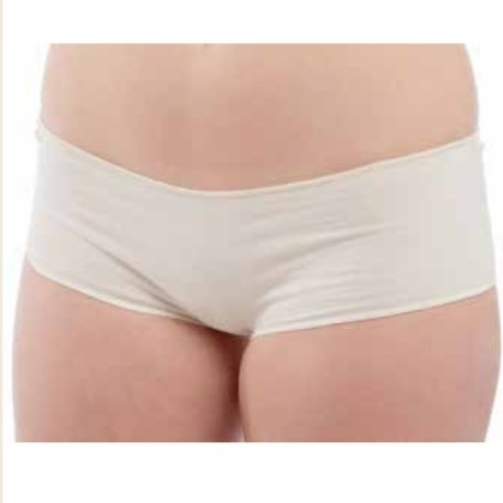 No-lines panties in organic cotton