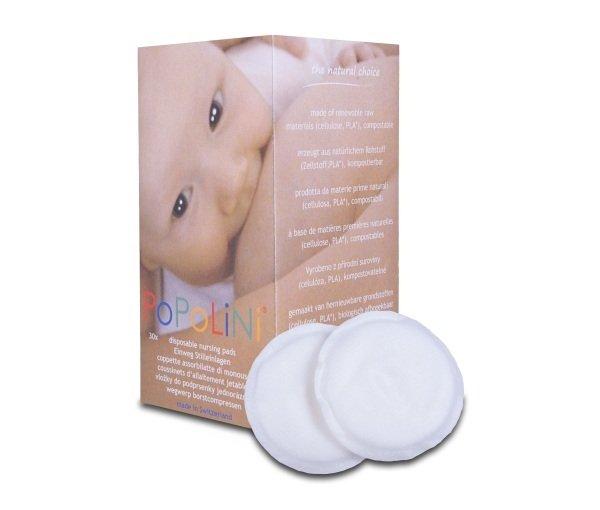 Nursing pads one-way