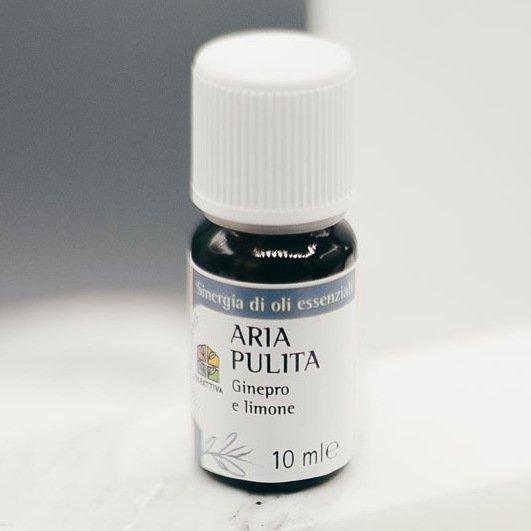 Olio Essenziale Sinergia Aria Pulita - Olfattiva