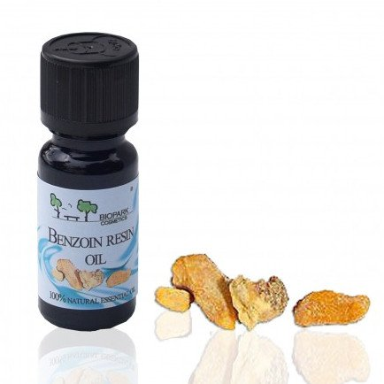 Olio essenziale di Benzoino